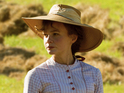 """The actress says she was """"concussed for about six weeks of filming"""" after accident."""