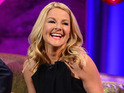 "Sarah Hadland describes the last days on set as ""horrendous"" and ""sad""."