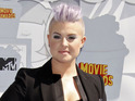 Kelly Osbourne at the 2015 MTV Movie Awards