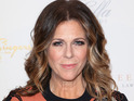 Rita Wilson has reconstructive surgery after being diagnosed with breast cancer.