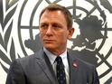 Daniel Craig is named as the UN Global Advocate for the Elimination of Mines and Explosive Hazards at the United Nations