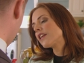 Cindy's strange behaviour around Jason continues in Friday's E4 episode.