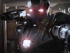 See War Machine come to Iron Man's rescue in Avengers: Age of Ultron