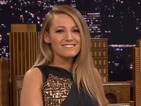 Blake Lively: 'Living with a baby might be like living with a drug addict'