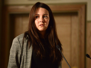 Stacey is forced to give evidence