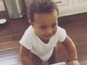 Watch Ciara's baby son dance to new song