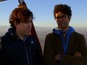 Ayoade full of hot air in Travel Man clip