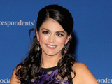 Cecily Strong arrives at the 101st White House Correspondent's Dinner