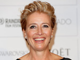 Emma Thompson attends The Moet British Independent Film Awards