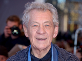 Ian McKellen attends the 'Mr. Holmes' premiere during the 65th Berlinale International Film Festival
