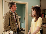James arrives to check on Emma