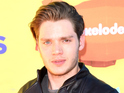 Vampire Academy's Dominic Sherwood will lead Shadowhunters TV series.