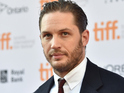 "Tom Hardy says he wants Marvel role, but jokes: ""I'm not big enough to be the Punisher, I'm 5'9!"""