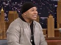 LL Cool J pays tribute to his littlest fan with the help of Jimmy Fallon.