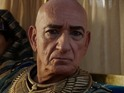 Ben Kingsley is the only man who can help young Tutankhamun gain the trust of his people.