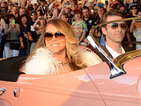 Mariah Carey's Vegas welcome was as fabulous as you'd expect it to be