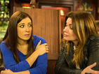 Carla speaks to Michelle about the Nick situation in tonight's episodes.