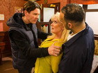 Coronation Street spoiler pictures: Tony puts the frighteners on Liz