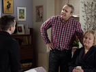 Coronation Street: Todd Grimshaw steps up his deception about 'Jeff'