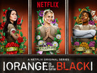 Orange Is the New Black cast make their mark ahead of s3 launch in new poster