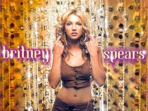 Britney Spears Oops!... I Did It Again album artwork.