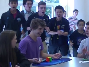 5.25 Official Rubik's Cube World Record