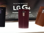 LG G4 hands-on: phone's hell for leather