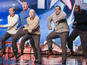 Old Men Grooving delight the BGT judges