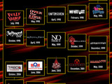 WWE pay-per-view infographic