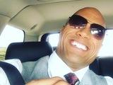 Dwayne Johnson on Instagram