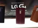 A more affordable version of the LG's G4 flagship smartphone is leaked online.
