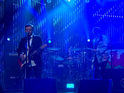 The band play 'A Design For Life' on The Late Late Show with James Corden.