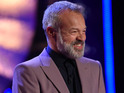 Graham Norton explains that he grew a beard because he's too lazy to shave.