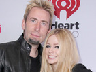 Avril Lavigne and Chad Kroeger are writing new music together despite splitting