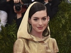 Anne Hathaway will save the world from killer aliens in sci-fi comedy The Shower