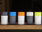 Eco-friendly SmartCup holds and pays for your coffee