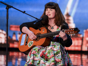 Britain's Got Talent, Polly Rowley Sams,