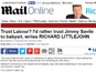Mail writer's Savile 'joke' backfires
