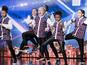 BGT: Watch Entity Allstars wow the judges