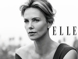 Charlize Theron in Elle Magazine