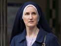 As Kat and Alfie prepare to leave Walford, Sister Judith turns up looking for her.