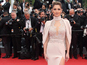 "Cheryl lights up Cannes with ""fairytale"" gown"