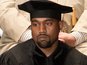 College Dropout Kanye gets honorary degree
