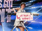 Watch BGT contestant win Golden Buzzer