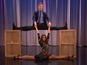 See Nina Dobrev help Conan do the splits