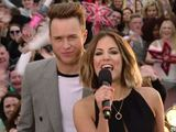 Olly Murs & Caroline Flack look for X Factor hopefuls