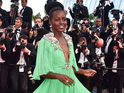 Lupita Nyong'o and Natalie Portman bring glamour to the red carpet at Cannes opening ceremony.
