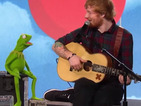 Red Nose Day USA: Ed Sheeran duets with Kermit the Frog to raise money