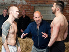 Emmerdale spoiler video: Ross Barton gets ready for a big fight