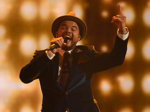 Eurovision Song Contest 2015, Guy Sebastian of Australia performs 'Tonight Again'
